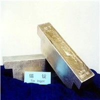Hot Sale High Quality Tin Ingot Sn99.8%