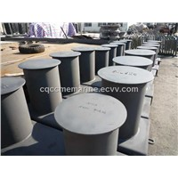 Removable Marine Bollard with CCS, ABS, LR, GL, DNV, NK, BV, KR, RINA, RS Certificate