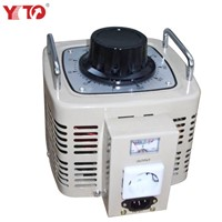 Tdgc2 Series Contact Voltage Regulator/Variable Transformer 1phase