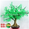 Mini Pine Tree LED Light Green Color Christmas Light Decoration