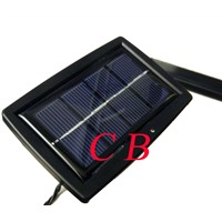 100 lamps outdoor docorative solar led light string for Christmas decoraiton