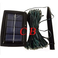 500 Lamps christmas solar led Lighting chains