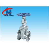 American standard stainless steel gate valve Z41W-150LB