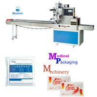 Automatic Horizontal Medical Product Packaging Machinery