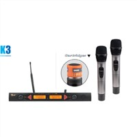 DHS EALSEM K3 UHF WIRELESS MICROPHONE