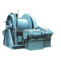 Electric and Hydraulic Windlass