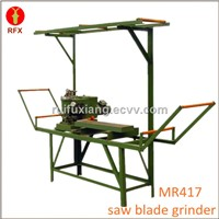 MR417 band saw blade grinding machine with bracket