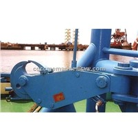 Marine Ship Mooring and Towing Quick Release Hooks