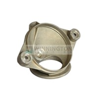 Custom Valve Precision Investment Casting Parts Lost Wax Casting Process ASTM