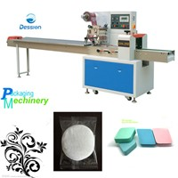 High Quality Powder/cotton/facial puff Packaging Machinery