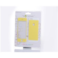 Mobile Phone Toughened Glass Protective Film,Phone Tempered Screen Protector for iPhone 5C/5/5S