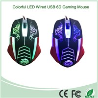 Made In China High Quality Cheap Price LED Ergonomic  Gaming Mouse for Gamer