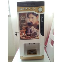 Table instant powder tea coffee vending machine