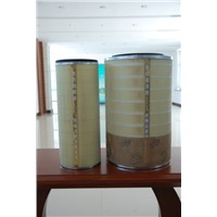Truck Spare Parts Diesel Engine Air Filter / HOWO Filter
