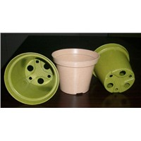 biodegradable  plant containers , eco friendly nursery pots