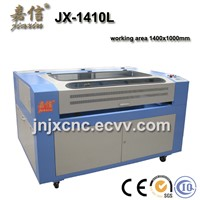 JX-1410L Jiaxin Co2 Laser Cutting Machine with Water Chiller CW-3000