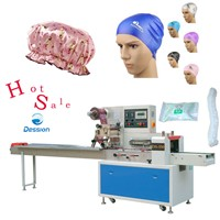 Automatic Flow Wraping Machine for Bathing Cap