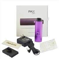 Bloom PAX vaporizer starter kit for dry herb, with 2,600mAh battery capacity