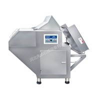 DQK-2000 Efficient frozen meat cutter