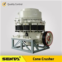 Hydraulic Spring Symons Mobile Small Compound Mine Cone Crusher