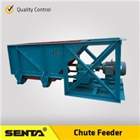 High Quality Vibrating Mining Material Ore Chute Feeder