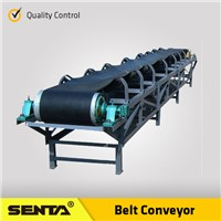 Mineral Transportation Belt Conveyor Machine