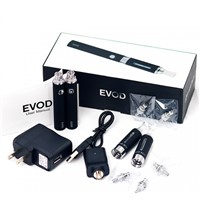 Multicolor E-Cig Evod MT3 Starter Kit with 650/900/1,100mAh Battery