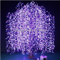 Outdoor 3.5m 5400 LED Willow Tree Lights Christmas Decorative Tree