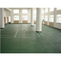Playground Rubber Tile/ Playground Rubber Floor