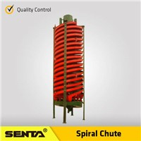 Mining Equipment Spiral Chute For Chromite