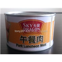 manufacture of canned corn beef