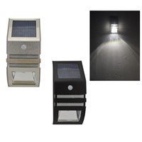 factory patented solar motion sensor light YH0607-PIR