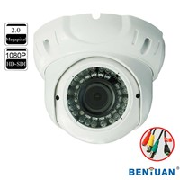 2014 Hot sale!!!Panasonic HD SDI Camera 2.0 Megapixel hd sdi dome camera,with OSD menu