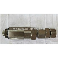 Hitachi EX200-2 hydraulic main relief valve for excavator