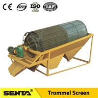 Large Capacity Coal Trommel Screens Design