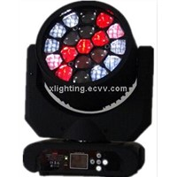Hot sale B-EYE 19*15W beam/wash LED Moving Head light