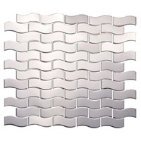 Factory Price High Quality Metal Mosaic Tile