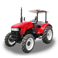 best selling tractor 75HP 4x4 farm tractor