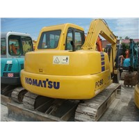 hot sale used komatsu excavator pc60 ,used excavator,used mini excavator