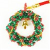 sell handmade christmas phone charms keychain bag accesorries diy gift