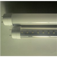 9W LED Fluorescent Tube Light 2FT T8 Tube Clear PC or Milky PC