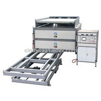 laminated glass machine eva glass laminating machine price  without autoclave