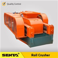 Double Roll Tooth Smooth Coal Roller Crusher For Sale