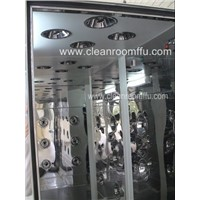 Industrial Clean room Vertical air flow Air Shower Clean rooms