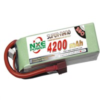 NXE POWER 4200mah  lipo battery   rc battery   high rate battery