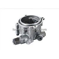 Aftermarket SK200-5 gear pump for Kobelco excavator