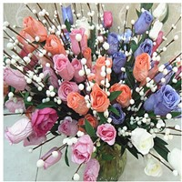 artificial flower arrangements,artificial tulip flower, artificial flower crown