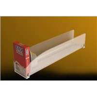 Supermarket Display Shelf, Auto Feed Dispenser for Cigarette Soap Gum Condom