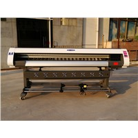 1.6m Digital Inkjet Printer Indoor and Outdoor