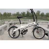 20 Inch Electrical Folding Bicycle (AFT-EB-001
